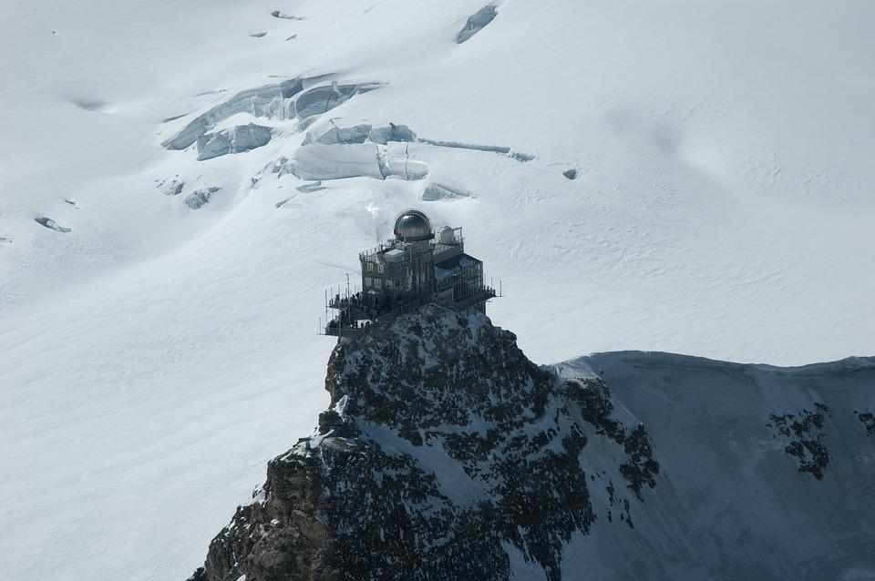Jungfraujoch – Topo da Europa