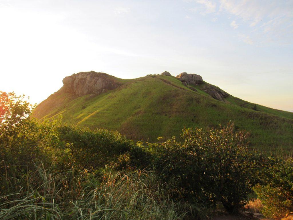 Trilha e Rapel na Pedra da Tartaruga