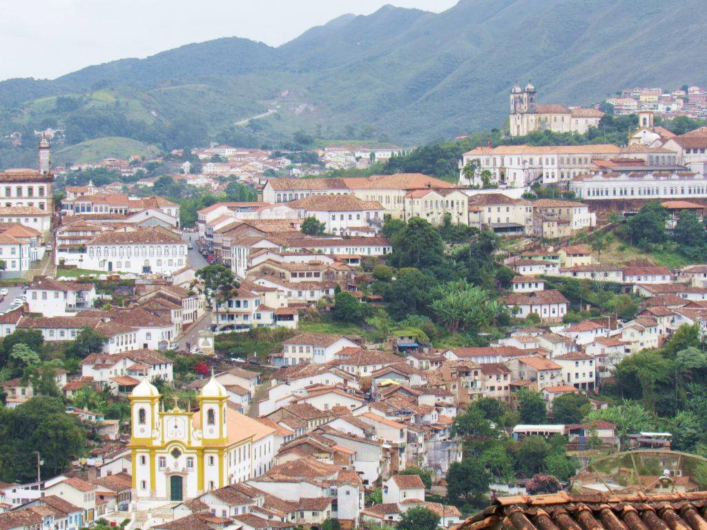 5 Cidades Históricas de Minas Gerais