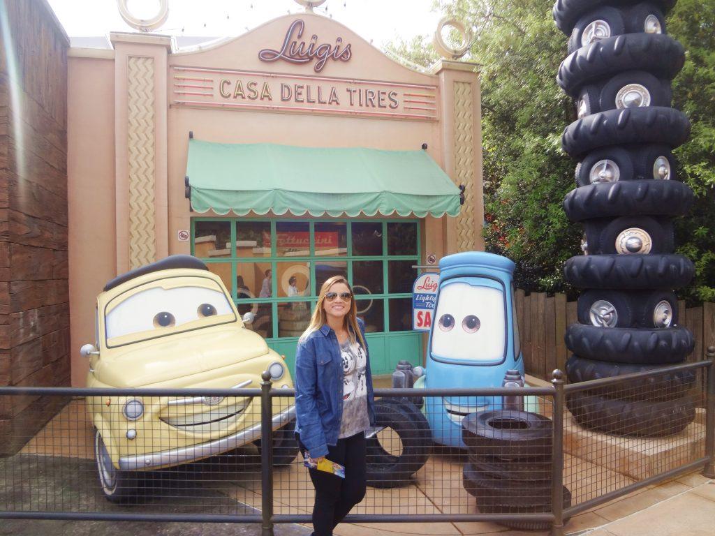 Um dia na Disneyland Paris