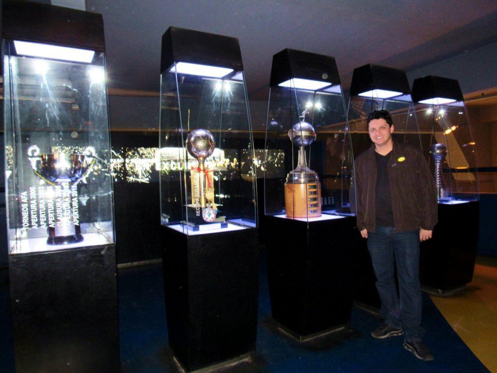 Visita ao Estádio La Bombonera