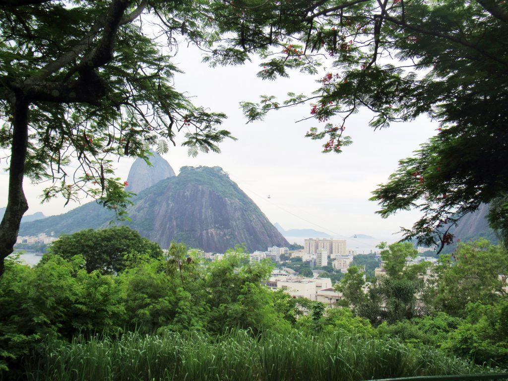 Mirantes no Rio de Janeiro