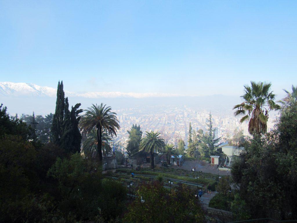 Roteiro de um dia em Santiago
