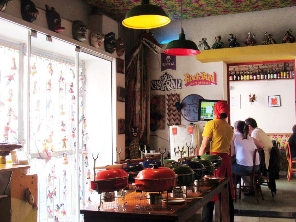 Onde comer em Santa Teresa