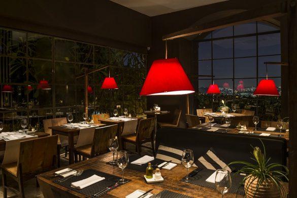 Restaurante Térèze: romântico e elegante