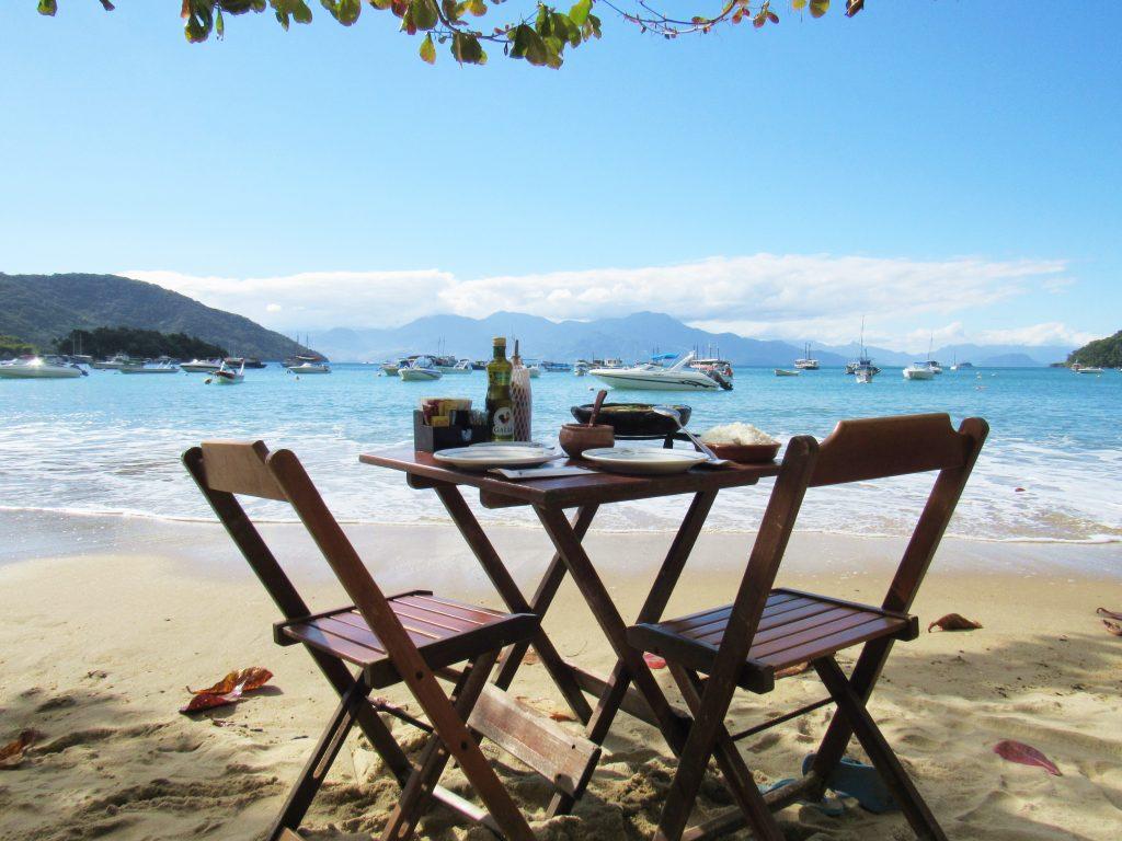 Onde comer em Ilha Grande
