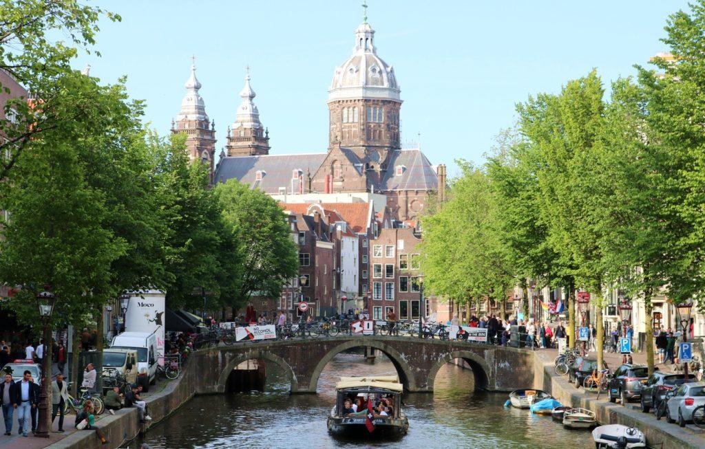 Roteiro de 1 dia em Amsterdam