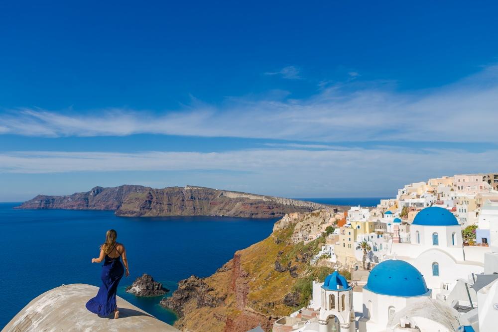 Roteiro de 2 dias em Santorini