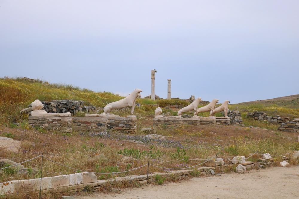 Roteiro de 4 dias em Mykonos
