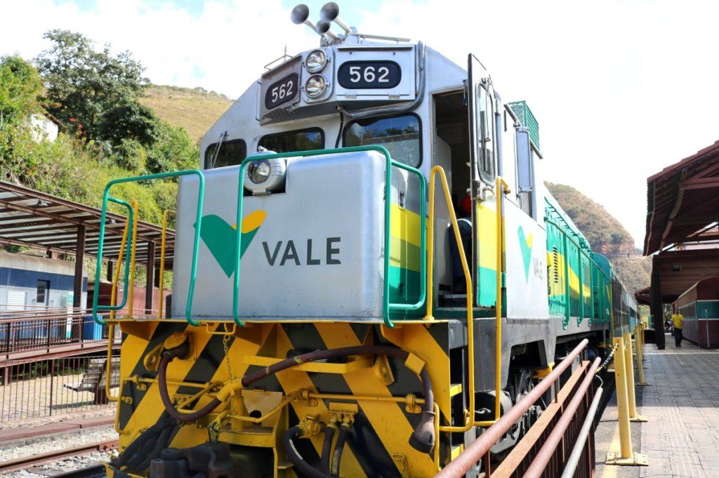 Passeio de trem de Ouro Preto a Mariana