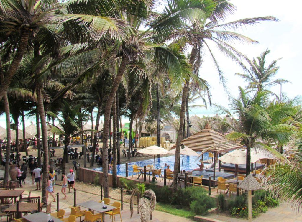 Barraca Crocobeach – Praia do Futuro (Fortaleza – CE)