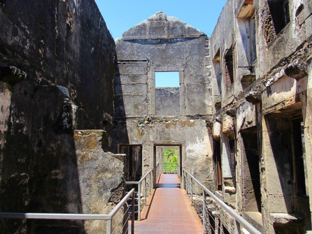 Castelo Garcia D'Ávila – Praia do Forte (Bahia)