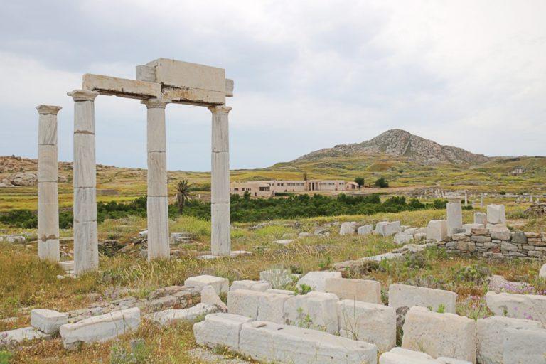 Ilha de Delos (Mykonos – Grécia)