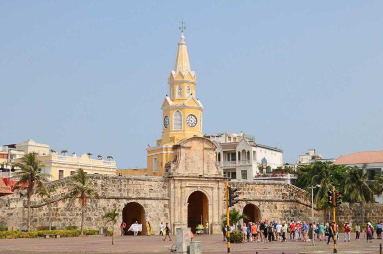 City Tour em Cartagena (Colômbia)