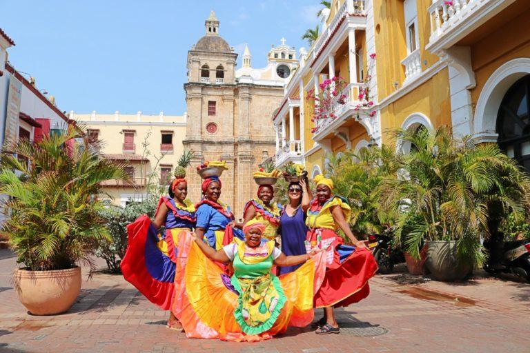 Roteiro de 4 dias em Cartagena