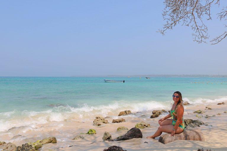 Playa Blanca (Cartagena – Colômbia)