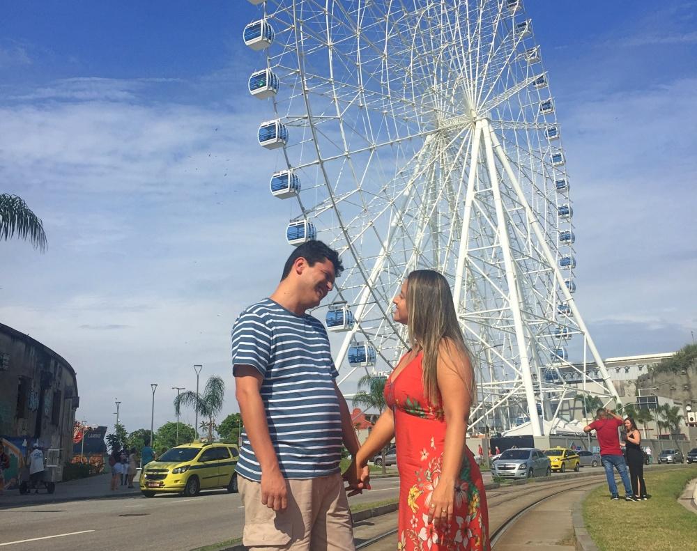 Roda-Gigante do Rio de Janeiro (Rio Star)