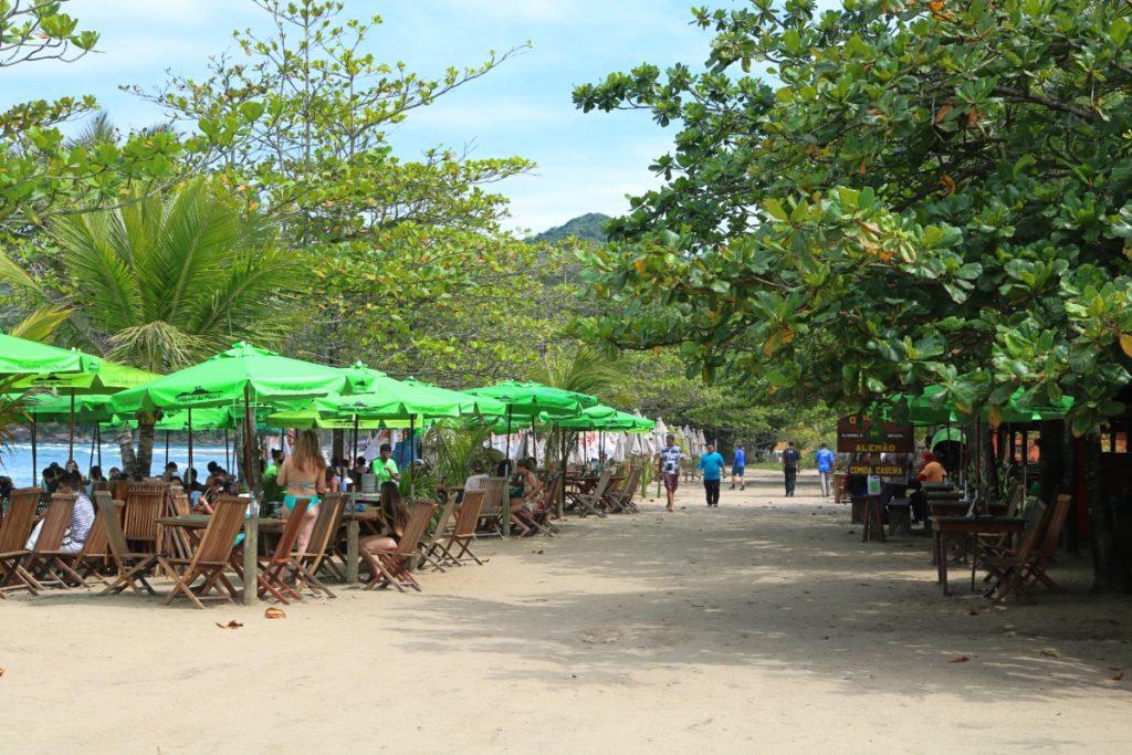 Praia de Castelhanos: Passeio terra e mar (Ilhabela)