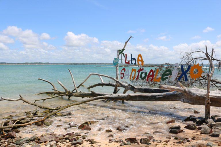 Ilha de Santo Aleixo (PE) – Bate e volta saindo de Porto de Galinhas